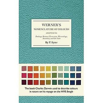 Werner's Nomenclature of Colours: Adapted to Zoology, Botany, Chemistry, Minerology, Anatomy and the Arts (Hardback)