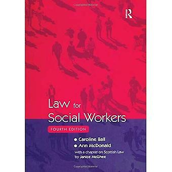Lei para assistentes sociais