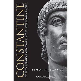 Konstantin: Dynasty, religii i władzy w Imperium Rzymskim później (Blackwell starożytnego życia)