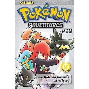 Pokemon äventyr, volym 9 (Pokemon äventyr