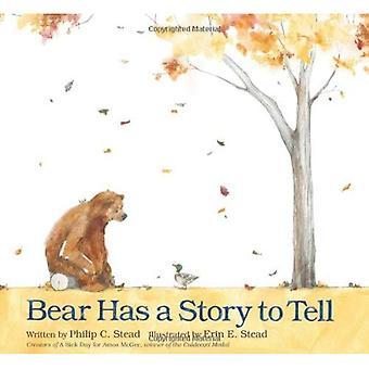 Björn har en historia att berätta