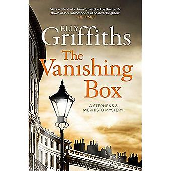 The Vanishing Box: Stephens� and Mephisto Mystery 4 (Stephens and Mephisto)