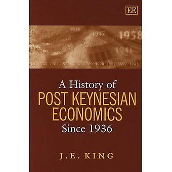 Historia de la economía Post keynesiana desde 1936