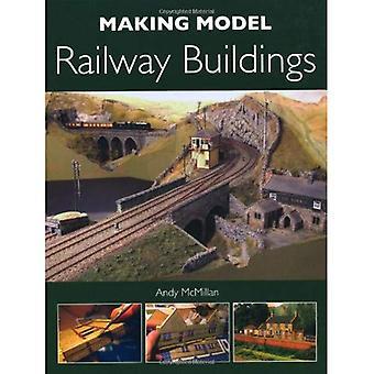 Realizzazione modello edifici ferroviari