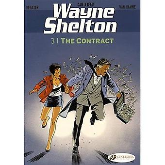 Wayne Shelton Vol. 3 : The Contract (Wayne Shelton 3)