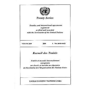 Treaty Series 2609 2009 I