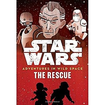 Star Wars Adventures in Wild Space the Rescue: (book 6) (Adventures in Wild Space)