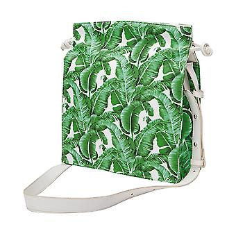 Joe Browns Womens Palm Tree löv Print väska
