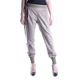 Fendi Beige Wool Pants