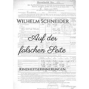 Auf der falschen Seite by Schneider & Wilhelm