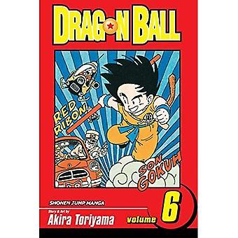 Dragon Ball: 6 (Dragon Ball (Viz em brochura))