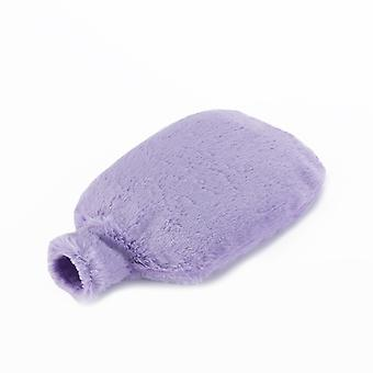 Intelex Microwavable Cozy Bottle Fur Body Warmer: Lilac