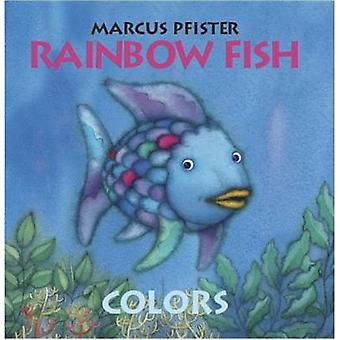 Rainbow Fish Colors by Marcus Pfister - 9780735841475 Book