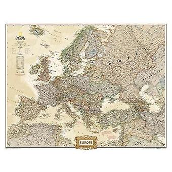 Europe by National Geographic Maps - 9780792289838 Book