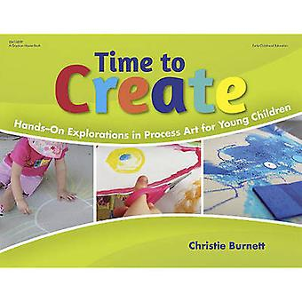 Time to Create by Christie Burnett - 9780876594186 Book