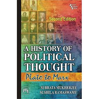 A History Of Political Thought - Plato To Marx by A History Of Politic
