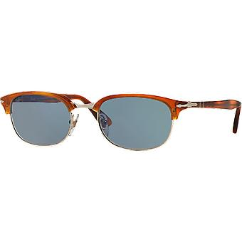 Persol 8139S wide Vintage Celebration Terra di Siena blue