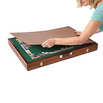 Portable Jigsaw Puzzle Table | Jigsaw Area of W82 x L57cm | Easylife Group
