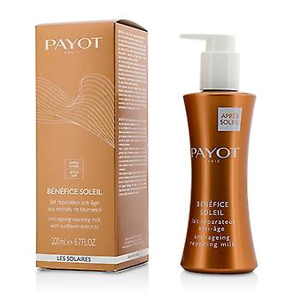 Payot Бенефиций Soleil антивозрастной ремонт молока (для лица & тела) 200 ml / 6.7 oz