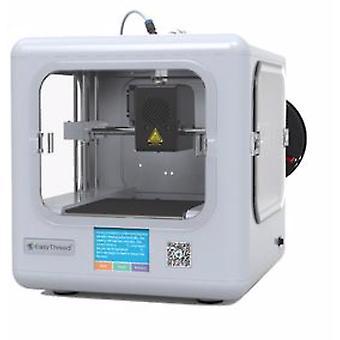 Easythreed et-4000+ mini impresora 3d premontada actualizada con pantalla táctil lcd de 2,8 pulgadas