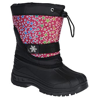 Cotswold Unisex Icicle Toggle Lace Snow Boot