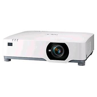 Nec p525ul videoprojector 3lcd wuxga