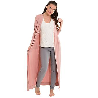LingaDore 2832- Women's Happiness Dusty Rose Pink Robe Gown