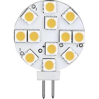 LED (monochrome) Paulmann 12 V G4 2.5 W Warm white EEC: A+ Pen (Ø x L) 30 mm x 42 mm 1 pc(s)