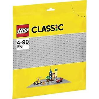 LEGO clásico gris placa 1pc