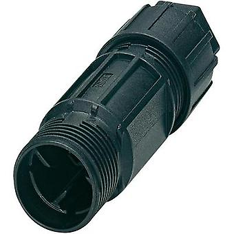 Phoenix Contact 1582220 QPD C 3PE2,5 1X6-10 BK QUICKON-ONE Coupler Connector Nominal current (details): 20 A