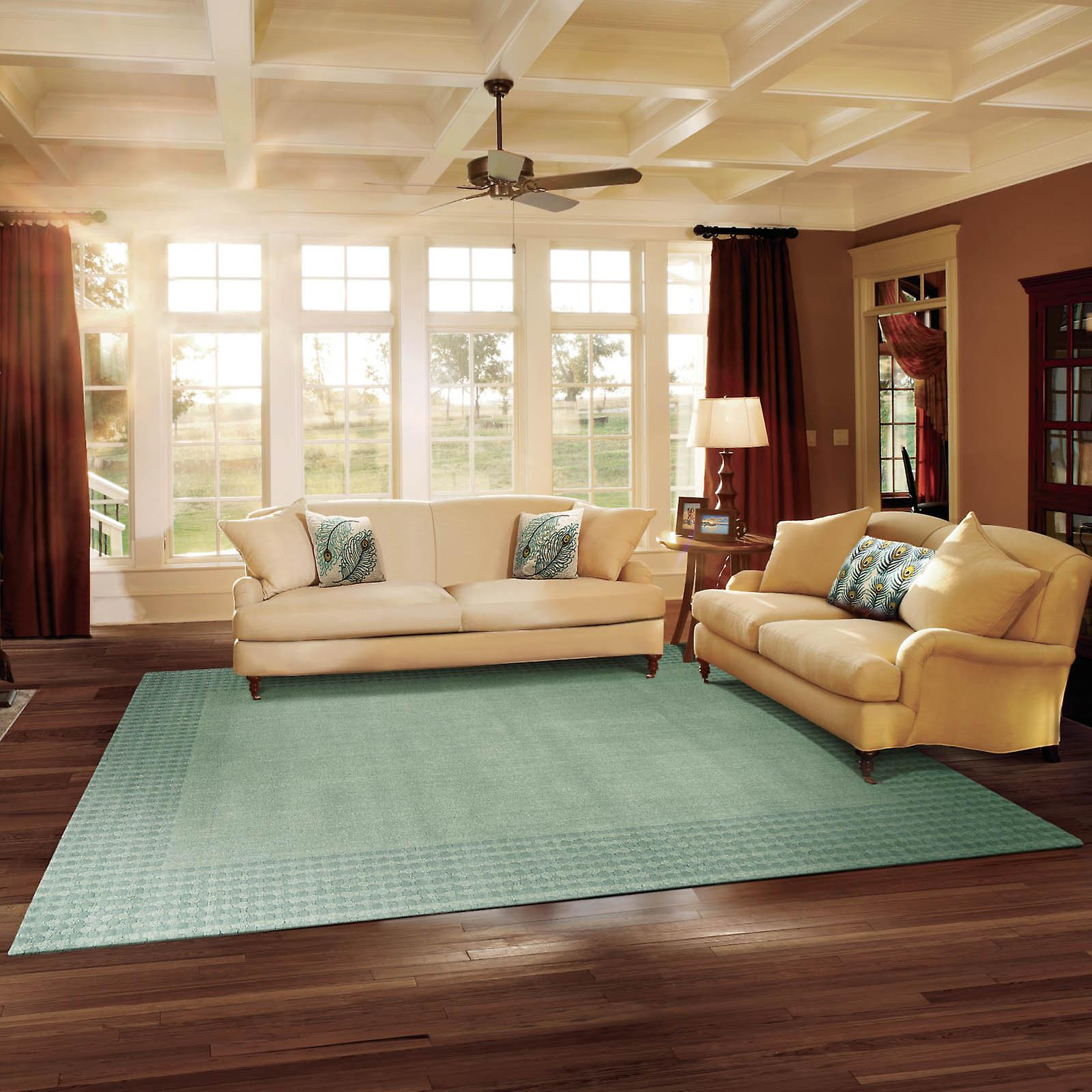 Cottage Grove Rugs Ki700 Green Mist