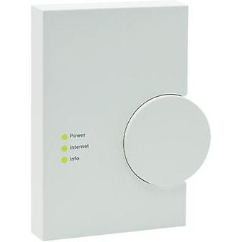HomeMatic Wireless control hub 103584 Max. range (open field) 250 m
