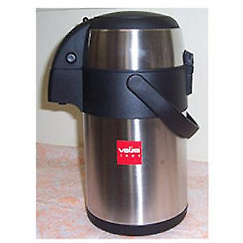 Valira Doser air-pot stainless 1.9l 6632 (Home , Kitchen , Storage and pantry , Thermos)