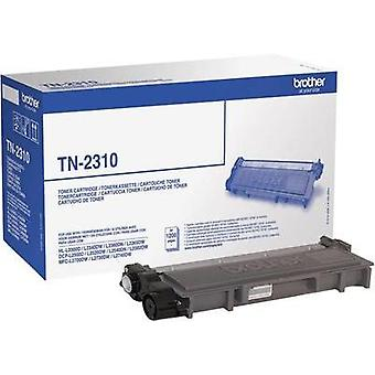 Toner cartridge Original Brother TN-2310 Black Page yield 1200 pages