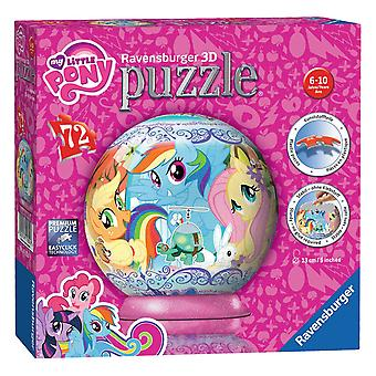 My Little Pony, 72st Puzzelbal.