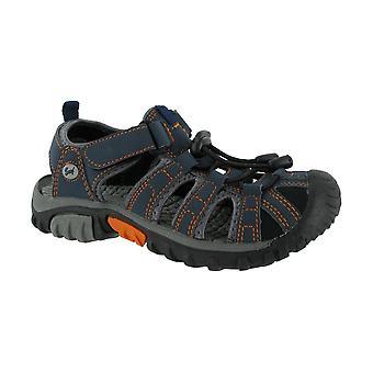 Surf Vista Childrens Boys Sandals Textile Rubber Footwear Summer Sports Shoes