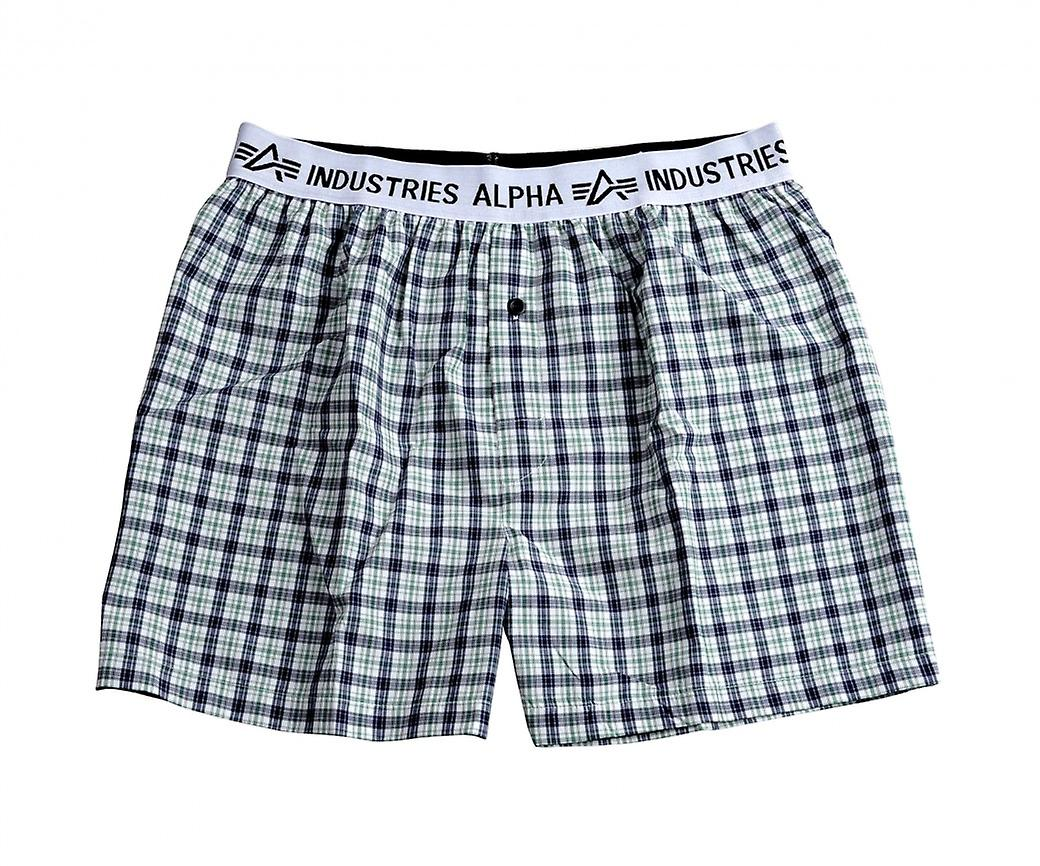 Alpha industries Bodywear Boxer checked