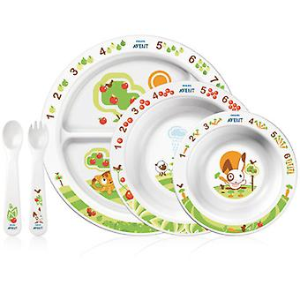Philips Avent Complete Tableware (Home , Babies and Children , Eat , Kitchenware)