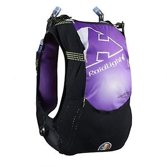 Running Vest With Bottles 10L Black/Purple