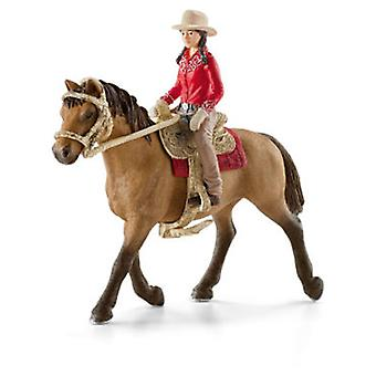 Schleich Western Rider (Toys , Dolls And Accesories , Miniature Toys , Animals)