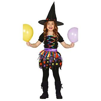 Guirca Witch Child Size 10-12 years (Costumes)