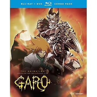 Garo the Animation: Season One Part Two [Blu-ray] USA import
