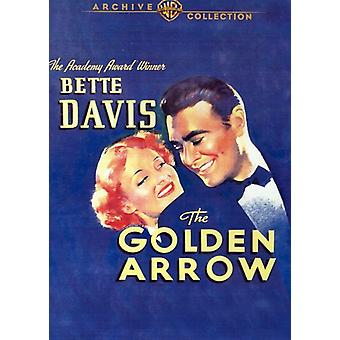 Golden Arrow [DVD] USA import