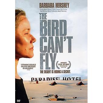 Fugl Can't flyve [DVD] USA importerer