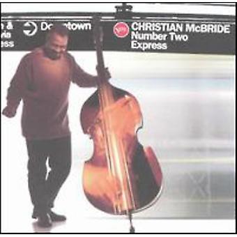 Christian McBride - flere to Express [CD] USA import