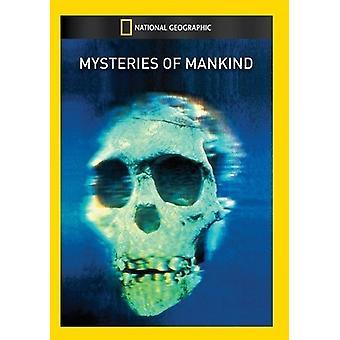 Mysterier af menneskeheden [DVD] USA importerer