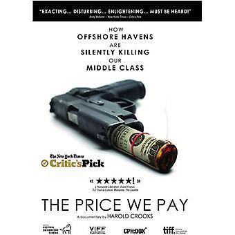 Pris, vi betaler [DVD] USA importerer