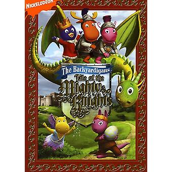 Backyardigans - Tale of the Mighty Knights [DVD] USA import