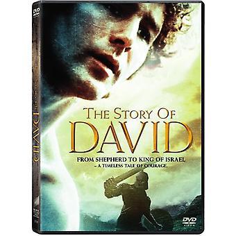 Die Geschichte von David [DVD] USA import