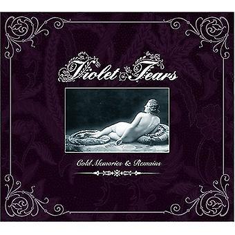 Violet tranen - koude herinneringen & blijft [CD] USA importeren